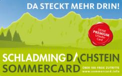 Schladminger Sommercard