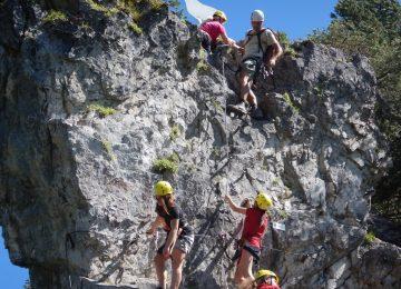 Klettersteig 01