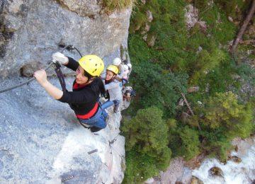 Klettersteig 02