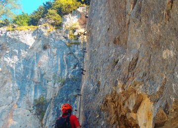 Klettersteig 07