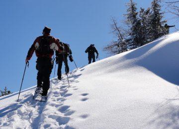 Schneeschuhwandern 01