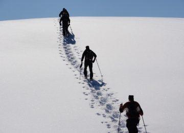 Schneeschuhwandern 02