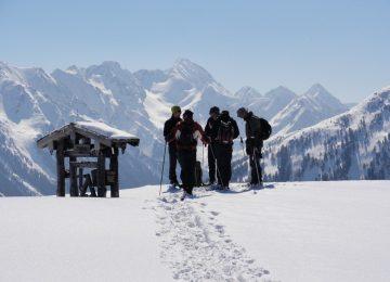 Schneeschuhwandern 03