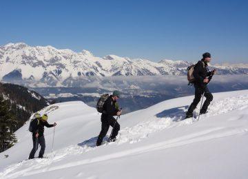 Schneeschuhwandern 04