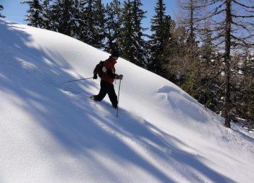 Schneeschuhwandern 07