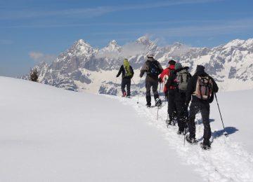 Schneeschuhwandern 08