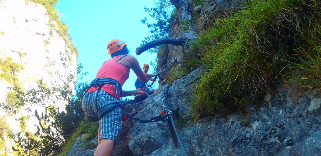 Klettersteig 06