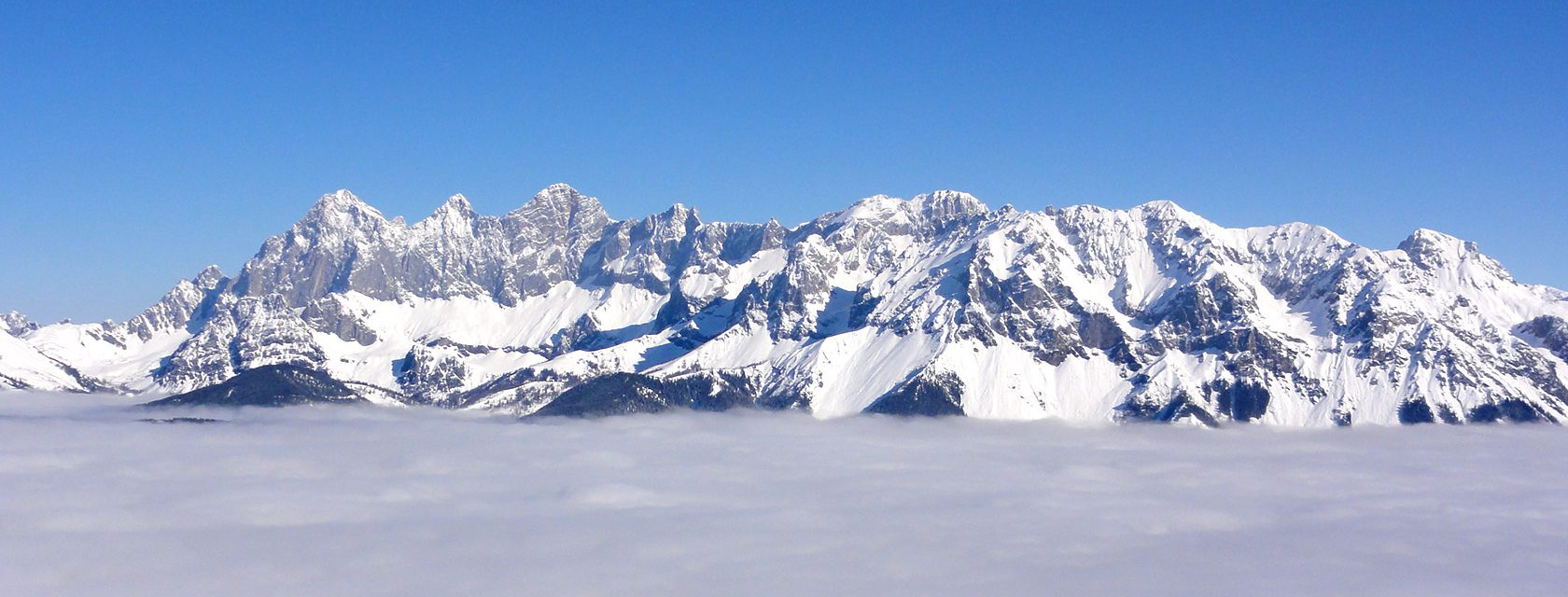 Dachstein Winter Panorama