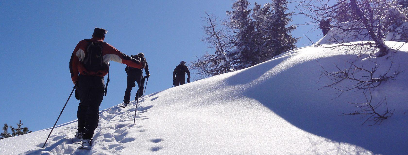 Schneeschuhwandern Schladming Dachstein