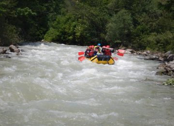 Rafting my adventure