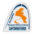 Badge Canyoningfuehrer